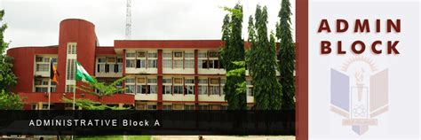 admission forms 2015 unizik diploma pre science post unizik faculty registration schedule for newly admitted
