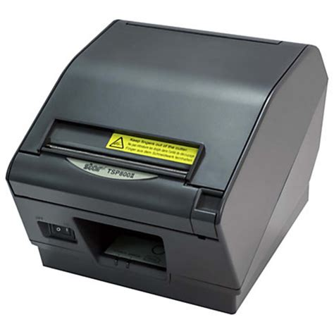 Star Micronics Tsp847iiu Direct Thermal Printer Monochrome Desktop Receipt Print By Office Depot Thermal Printer Receipt Template