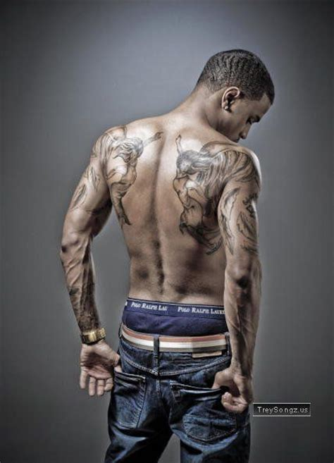 chest tattoo like trey songz 1000 images about trey songz on pinterest posts back