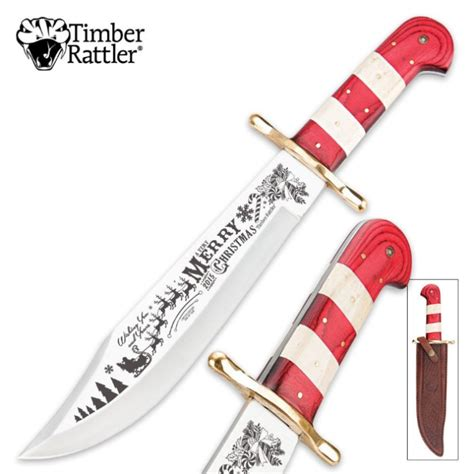 List Of Kitchen Knives timber rattler 2015 limited edition christmas fixed blade