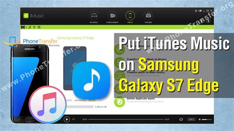 how to put itunes on android put on android from itunes 28 images 3 ways put samsung galaxy s6 edge put