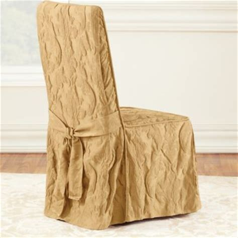 sure fit 174 matelasse damask slipcover collection www