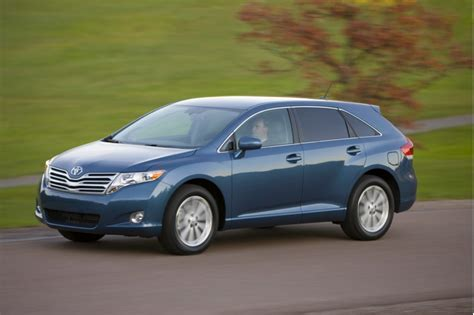 2012 Toyota Venza 2012 Toyota Venza Pictures Photos Gallery Green Car Reports