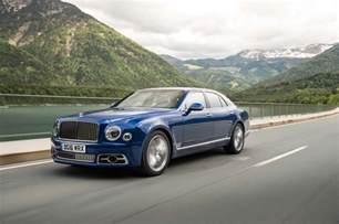 Bentley Musanne 2017 Bentley Mulsanne Drive Review Motor Trend