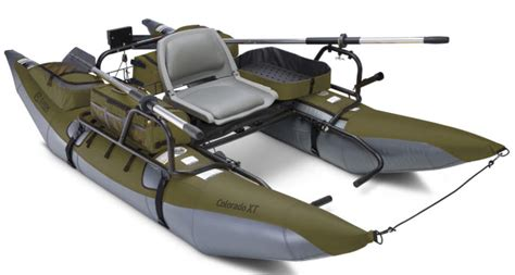 inflatable pontoon fishing boat accessories pontoon boat classic accessories colorado xt 9