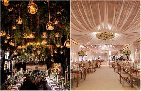 decorar techo boda las 5 tendencias m 225 s fuertes para decorar el techo de tu boda