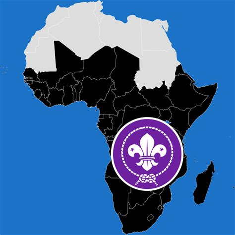 The Scout africa scout region world organization of the scout