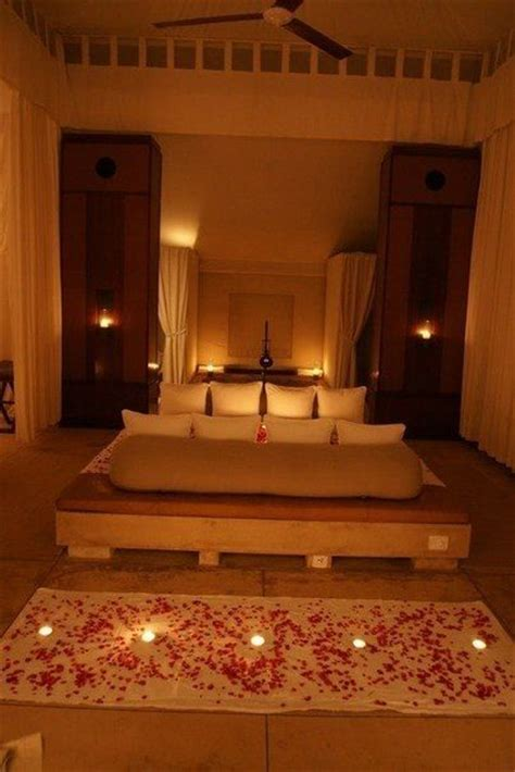 luxurious room dim lighting home decor and