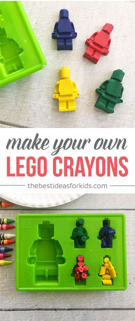 lego tutorial how to make your own brickfilm how to make your own lego crayons the best ideas for kids