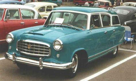 1955 nash rambler information and photos momentcar