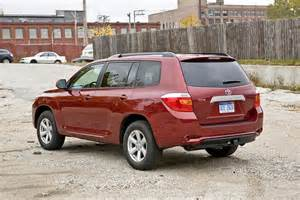Toyota Highlander 2010 Maintenance Schedule 2010 Toyota Highlander Reviews Specs And Prices Cars