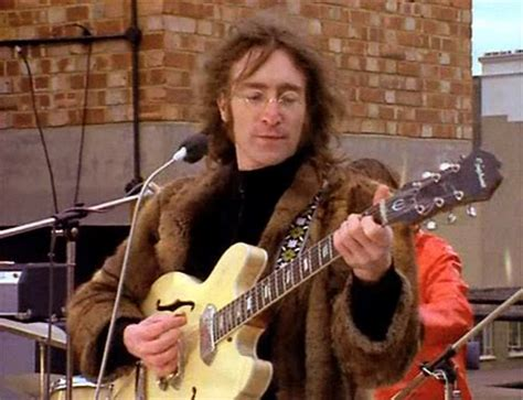 the beatles don t let me down rooftop john lennon s raw soul baring vocals from the beatles