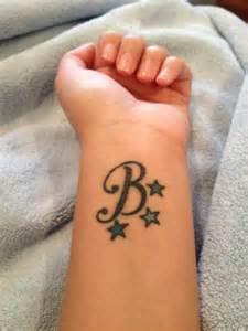 my letter b tattoo tattoes quot b quot pinterest b tattoo