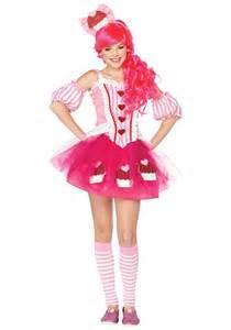 candy halloween costumes for tweens teen cupcake sweetie costume