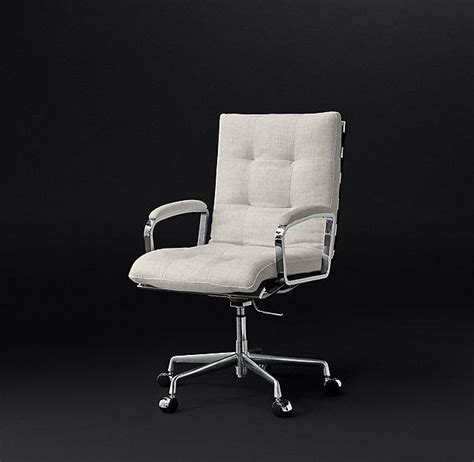 elle tufted desk chair ballard designs