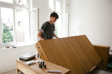 desk transforms into bed space saving idea a desk that transforms into a bed