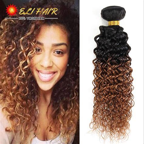 afro braiding hair color 30 color 1b 30 brazilian kinky curly virgin hair 3pcs