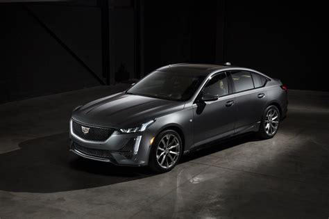 cadillac vehicles 2020 2020 cadillac ct5 quirks and features top speed
