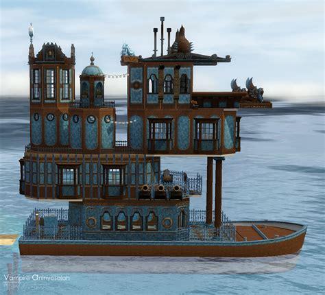 Install Kitchen Island mod the sims queen minerva steampunk boat no cc