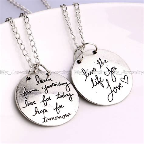 ebay quote inspiration quotes words mother daughter love reversible