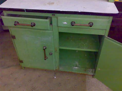 1950s metal kitchen cabinets vintage retro metal kitchen cabinet kitchenette 1950s 1960s dresser