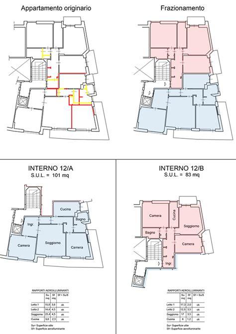 frazionamento appartamento frazionamento di un immobile come dividere una casa in due