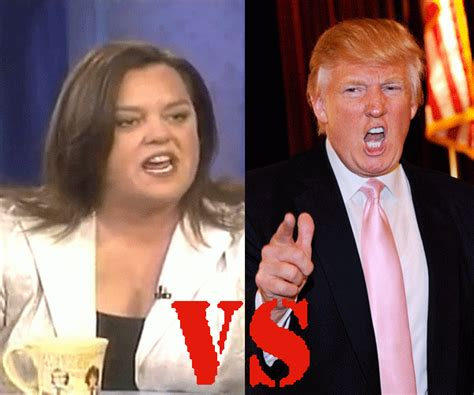 Donald Vs Rosie by Donald And Rosie Odonnell