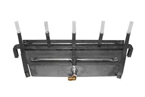 types of gas fireplace burners bx hearth kit burner system fireboulder