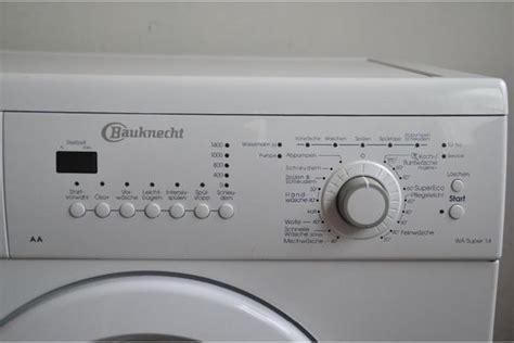 Defekte Waschmaschine Abholen by Defekte Waschmaschine Bauknecht Wa 14 In Stutensee