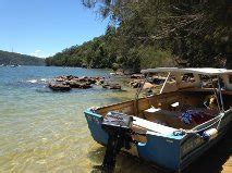 Cottage Point Boat Hire by Boat Hire At Cottage Point Kiosk Sydney By Lydia C