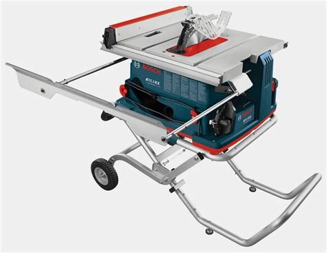 bosch portable table saw bosch reaxx portable job site table saw