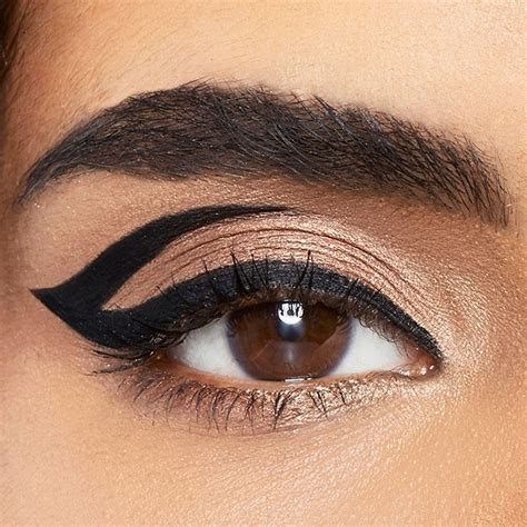 Eye Liner Black the 12 eyeliner looks eye makeup tips maybelline