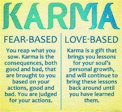 Karma Quotes I Believe In Karma Quotes Quotesgram