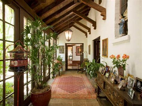 colonial style home interiors spanish hacienda style house plans so replica houses
