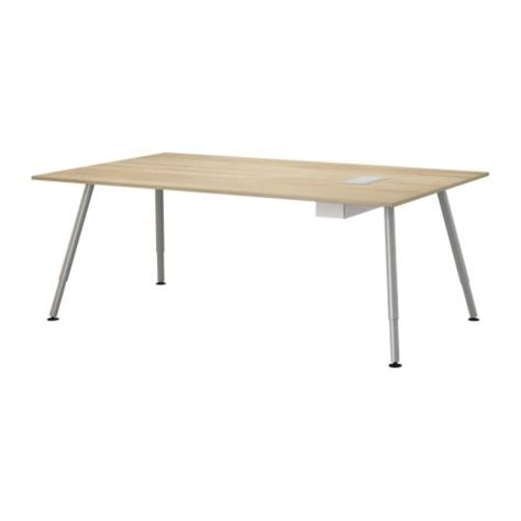 Ikea Meeting Table Home Office Furniture Ikea