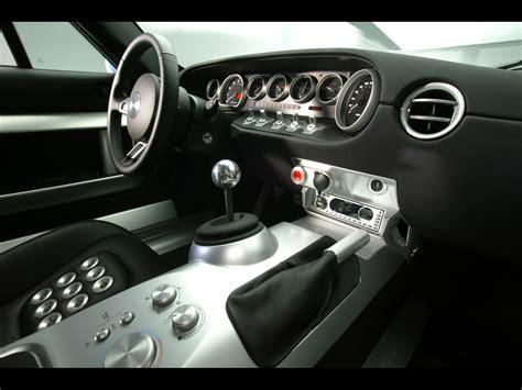 Ford Interior 2005 ford gt interior 1280x960 wallpaper