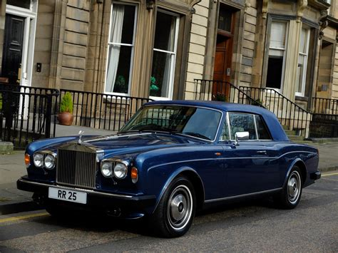 rolls royce corniche used 1986 rolls royce corniche for sale in scotland