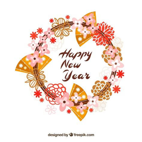 new year freepik happy new year background vector free