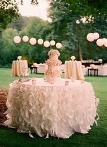 wedding linens wildflower linen themed wedding reception table decor keywords peachweddings