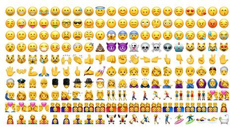 emoji ios 10 ios 10 emoji changelog