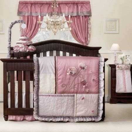 Kidsline Crib Bedding Kidsline Fleur Crib Bedding Set And Accessories On Sale Baby Bedding And Accessories