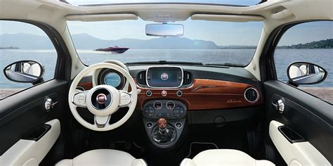 smallest fiat fiat 500 riva the smallest yacht in the world fiat uk