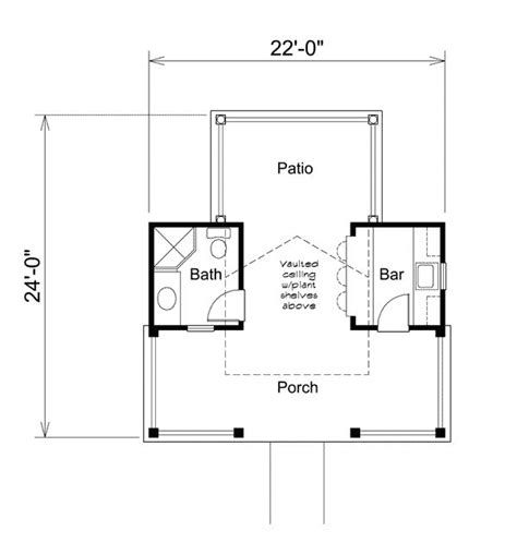 cabana floor plans summerville pool cabana house plans pools and plan plan