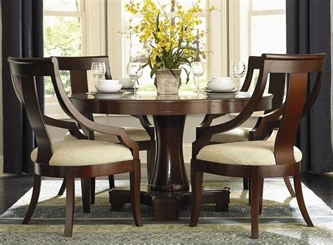 round wood dining room tables round wood dining room table sets marceladick com