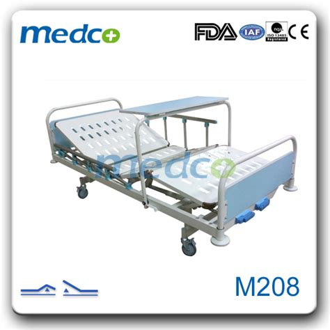 types of hospital beds stainless steel two function different types of hospital