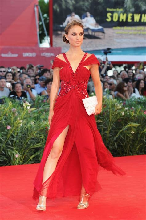 Get A Dress Like Natalie Portmans by Natalie Portman Carpet Style Pictures Popsugar