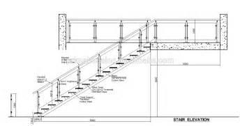 banister international glass railing stainless balustrades 30mm wooden tread