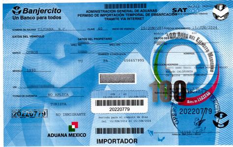 boat driving permit temporary boat importation tip for mexico