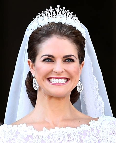 Prinzessin Madeleine Hochzeitsfrisur by All About Wedding Hair Styles Sweden S Royal Wedding