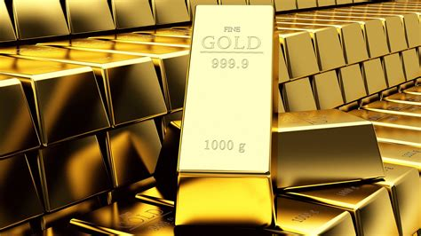 Going For The Goldand The Silver by 10 Countries With Largest Gold Reserves